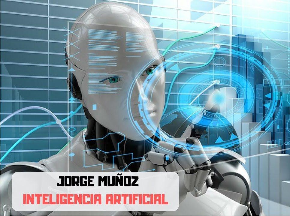 28. INTELIGENCIA ARTIFICIAL con Jorge Muñoz