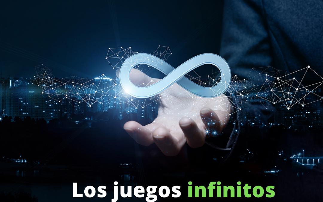 61.  Los JUEGOS INFINITOS